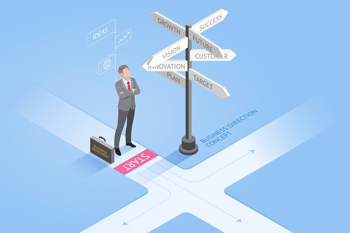 business direction planning assistance